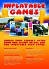Inflatable Games mini