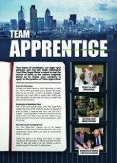 Apprentice Style Event