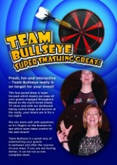 Team Bullseye mini