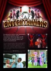Entertainers mini