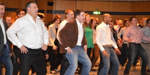 Conference energiser activities
