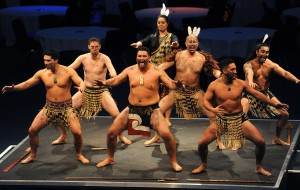 Haka Team Building Event