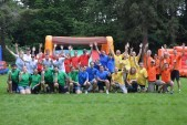 Fun team building events