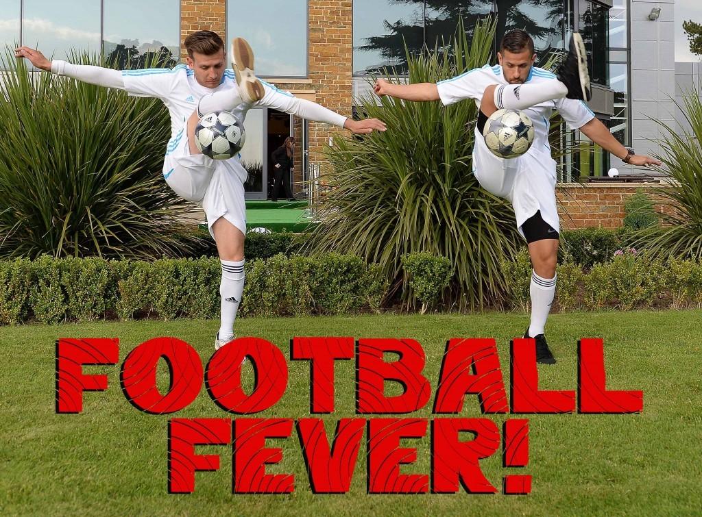 Football Team Building Games