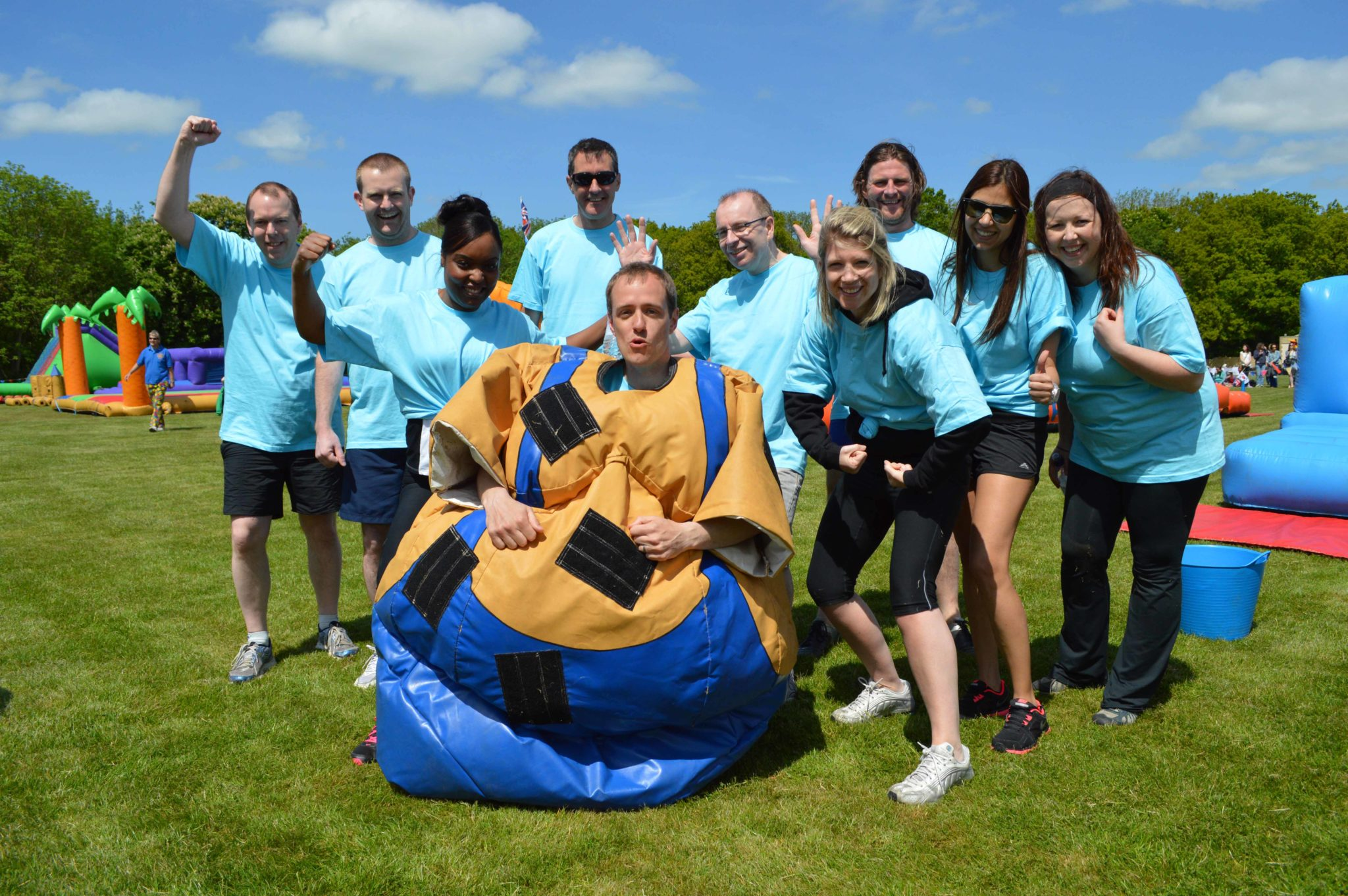 Outdoor Team Building Activities Accolade Corporate Events