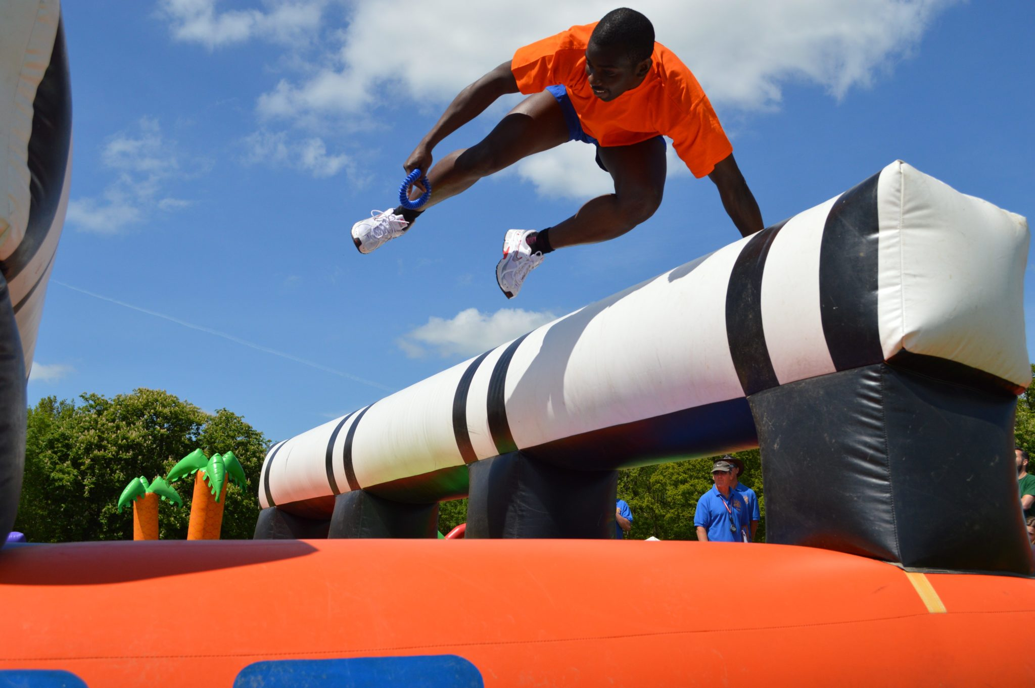 Total Wipeout events