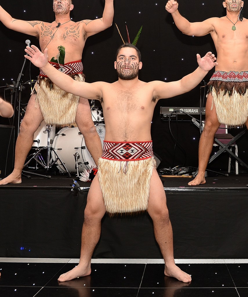 Haka team events