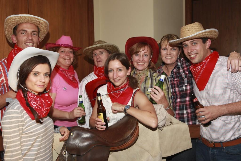 Wild West Party Theme