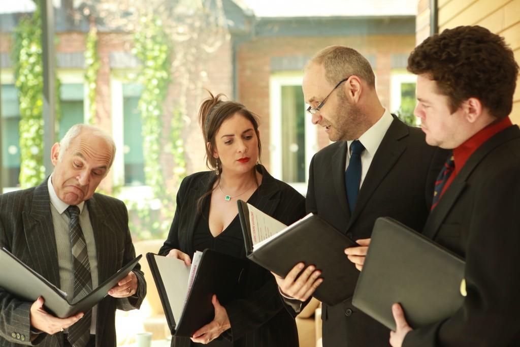 Apprentice corporate events