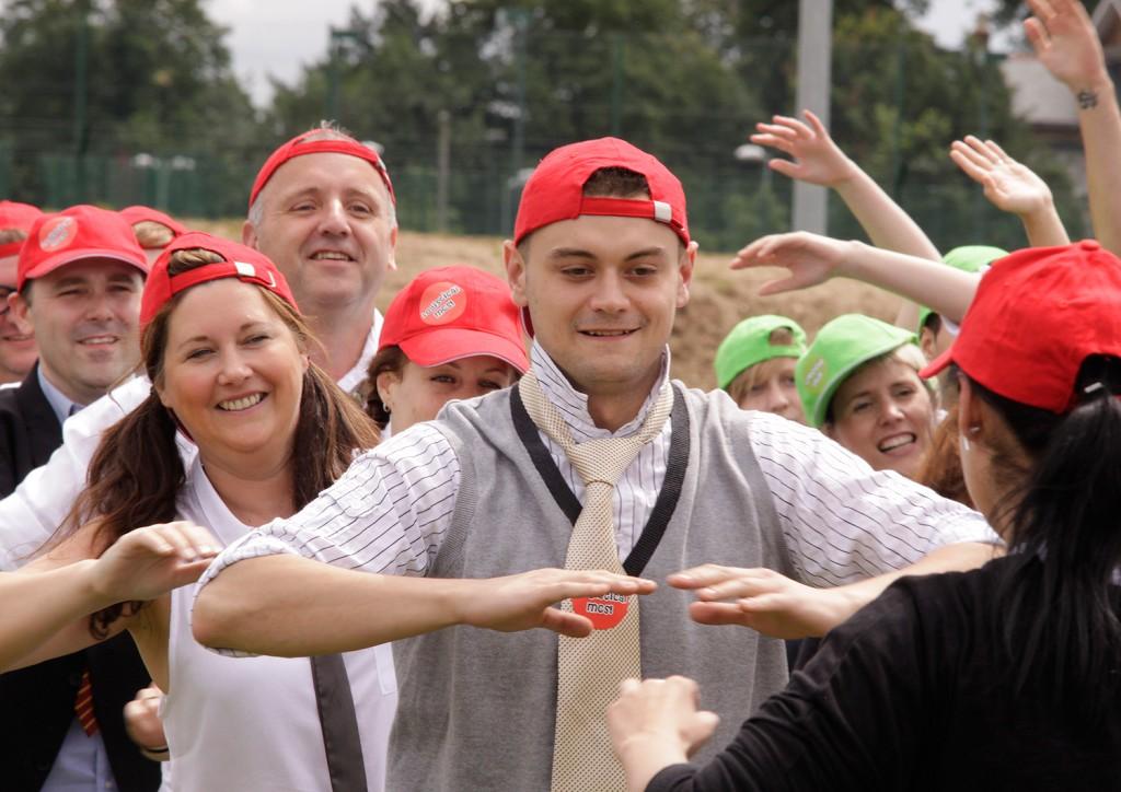 company School Sports Day