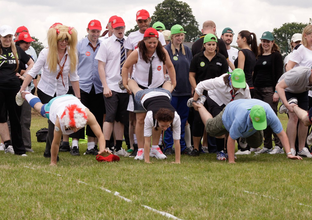 School Sports Day Corporate Events