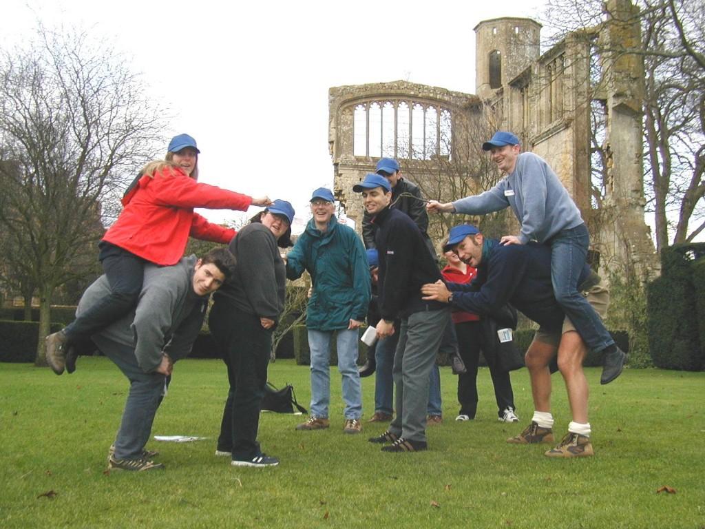 Spy catcher team event