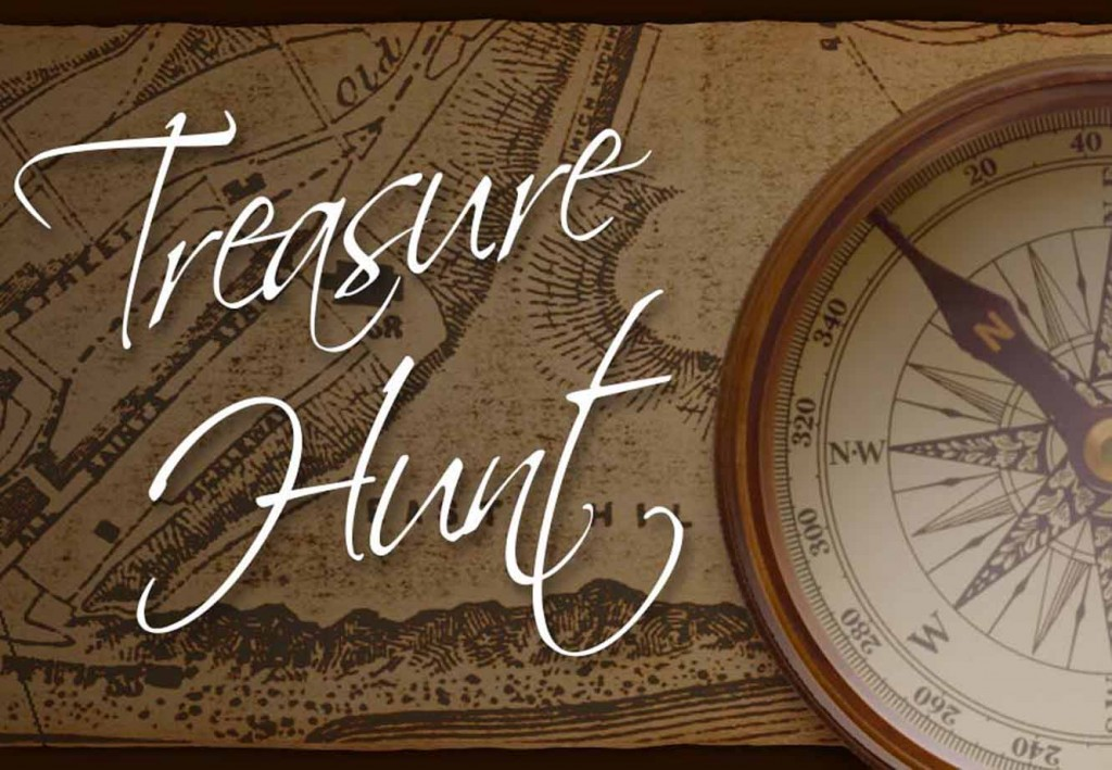 Company Treasure Hunt