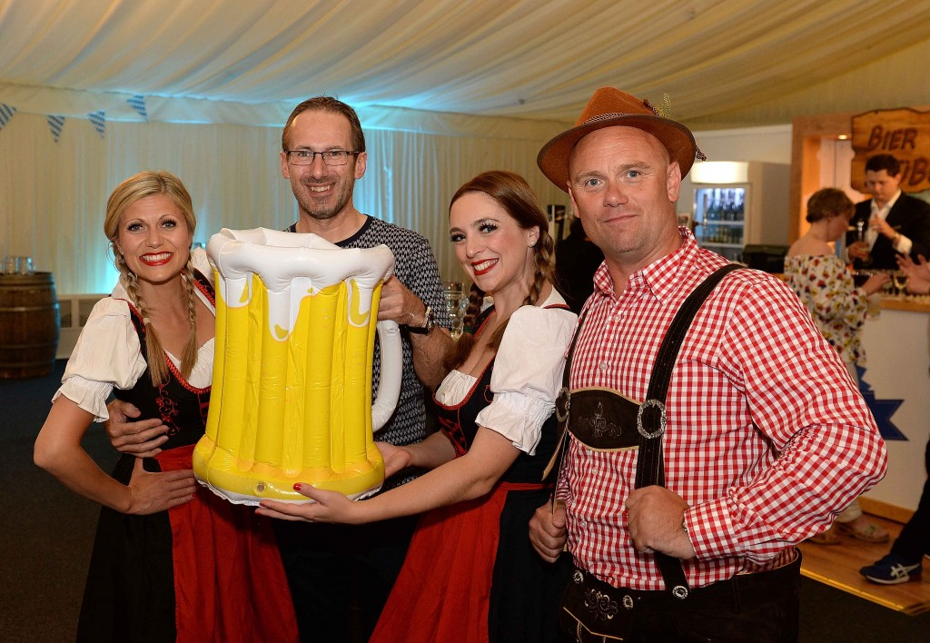 German themed party