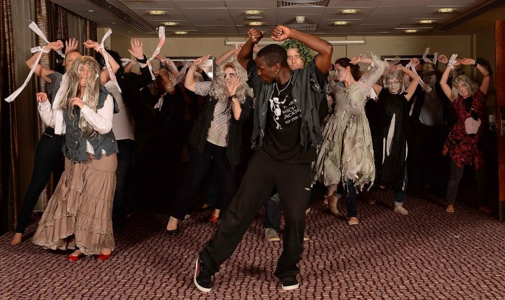 Learn the Thriller dance