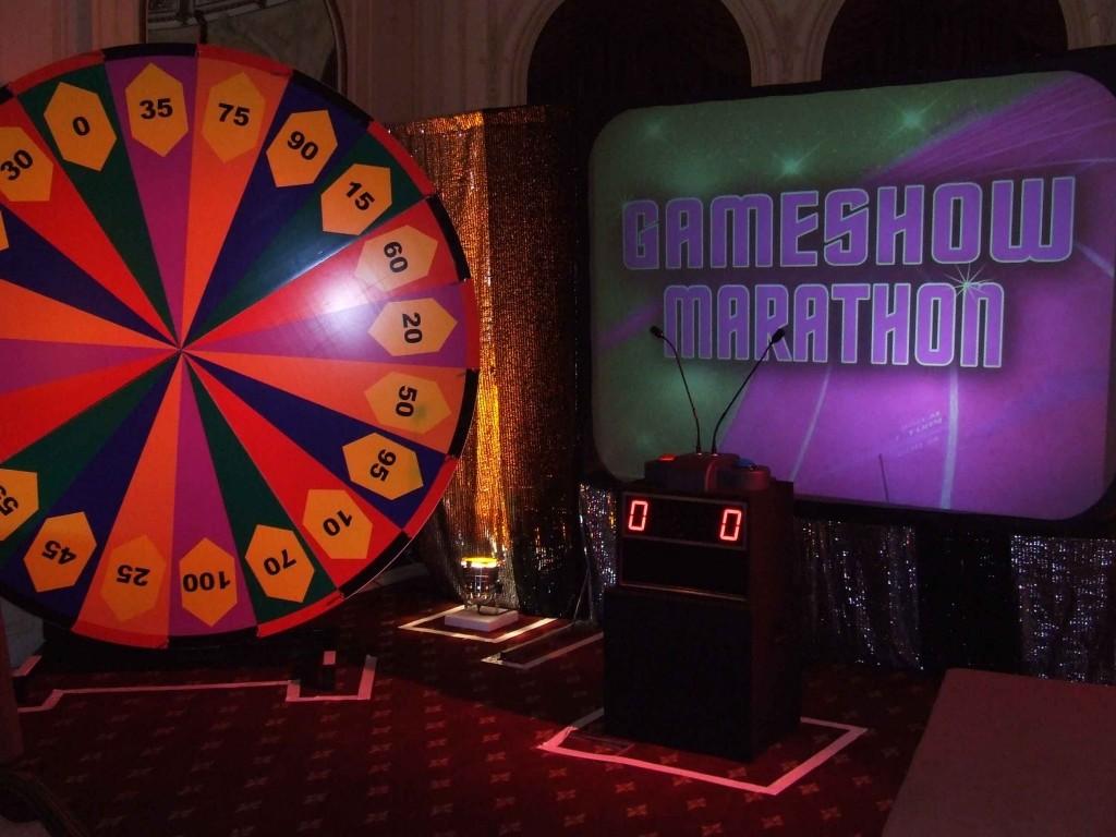 Game Show Marathon