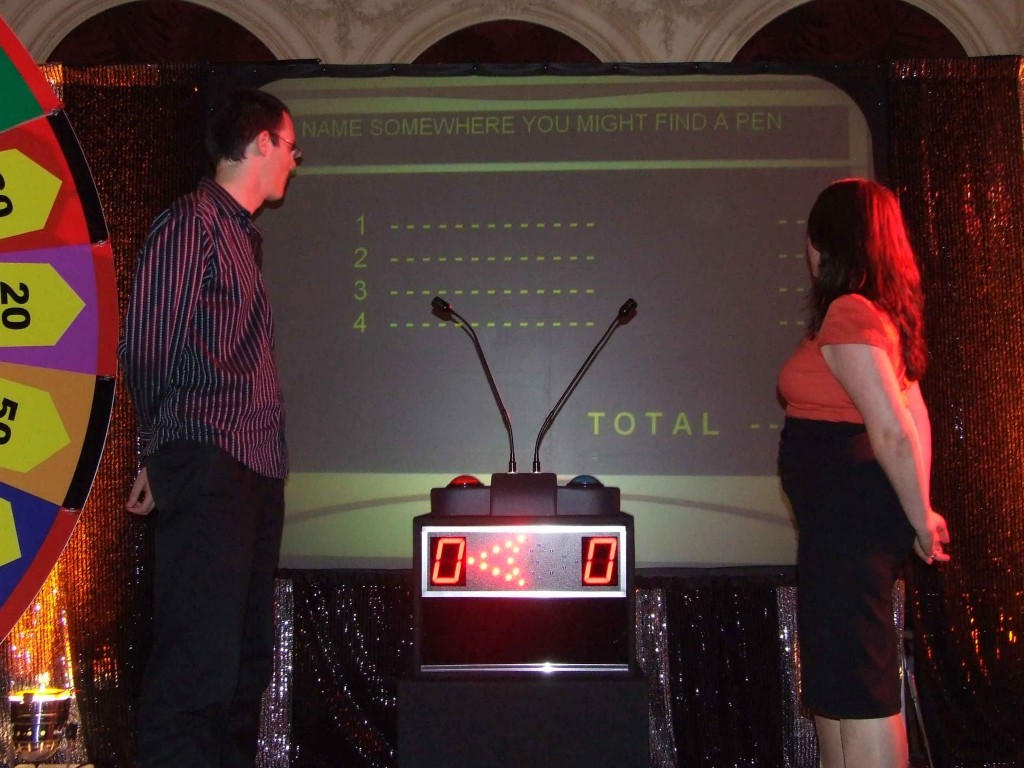 Family Fortunes Events