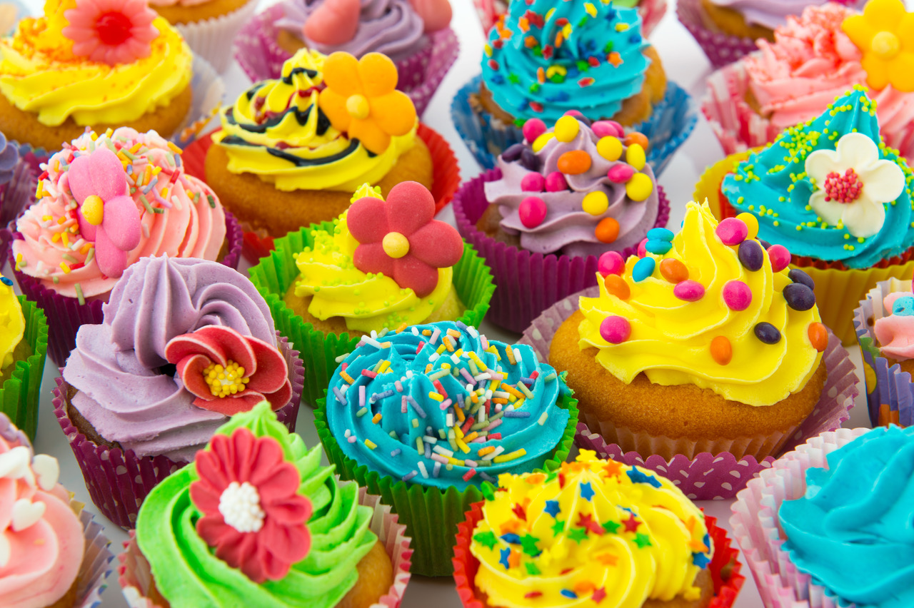 Cupcake teambuilding