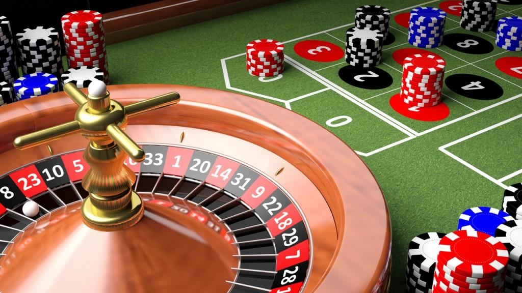 Fun casino evening
