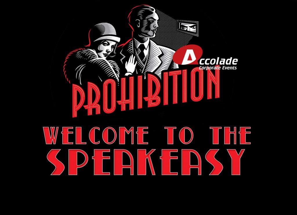Speakeasy Company Party