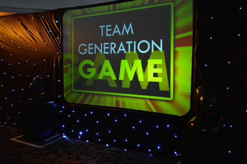 Generation Game Team Event
