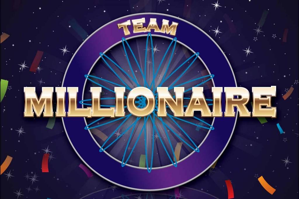 Team Millionaire Gameshow
