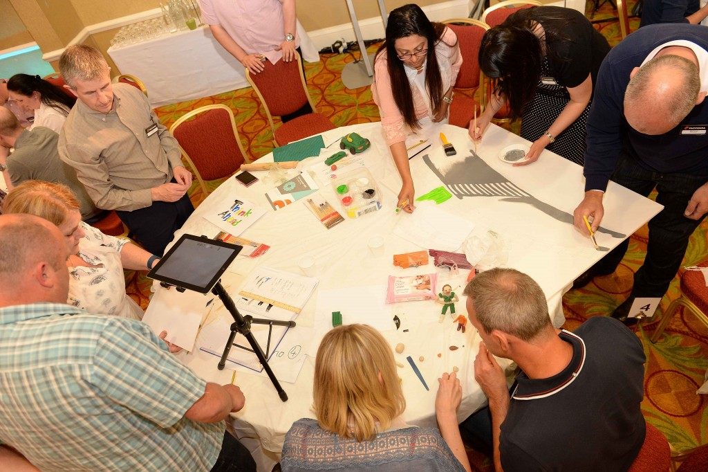 Ideas for teambuilding events