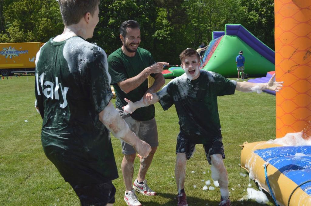 fun team building activities