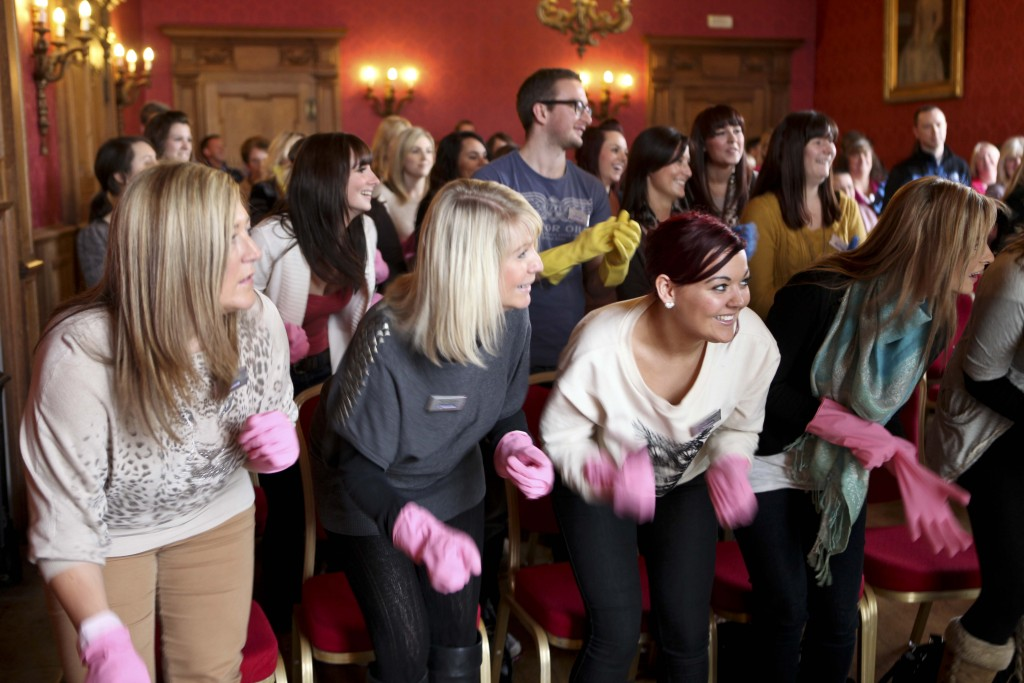 Clap Happy Conference Energiser