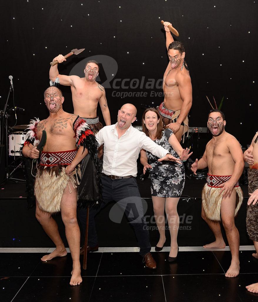 Māori dancers of New Zealand perform a Haka dance | The ...