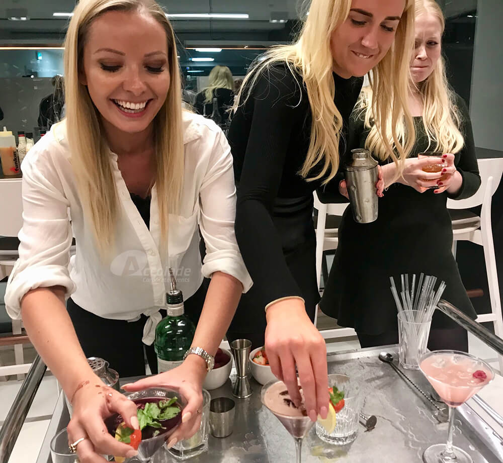 Cocktail Masterclass - Accolade Events