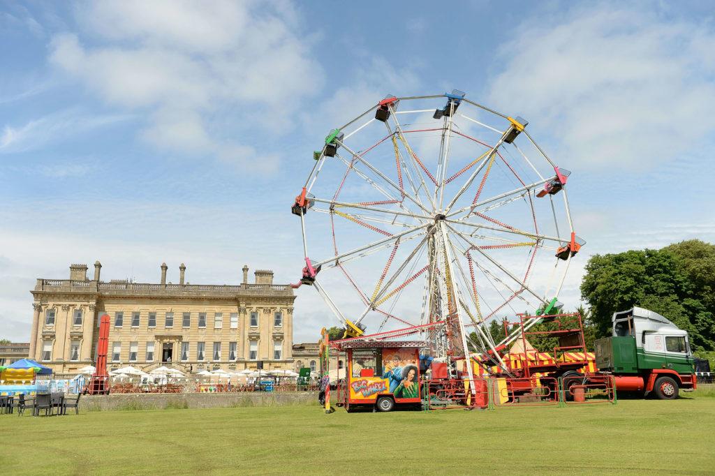 Company Fun Day Event Ferris Wheel