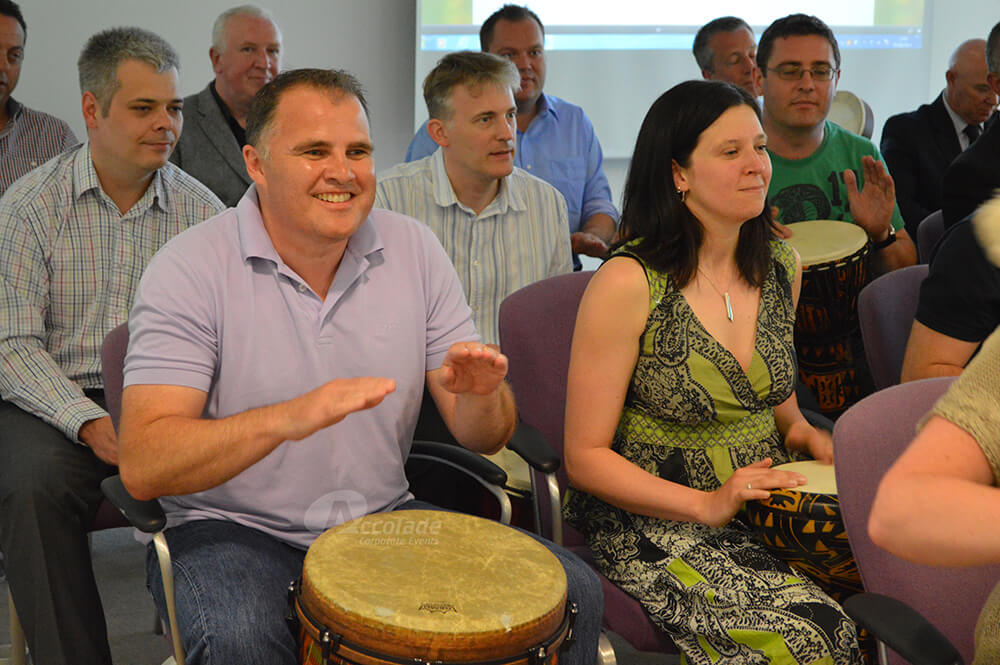 Drumming Workshops Accolade Events