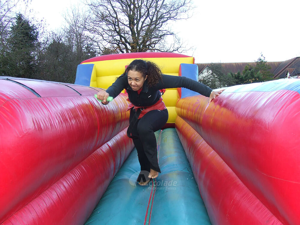 Inflatable Team Games - Accolade Events