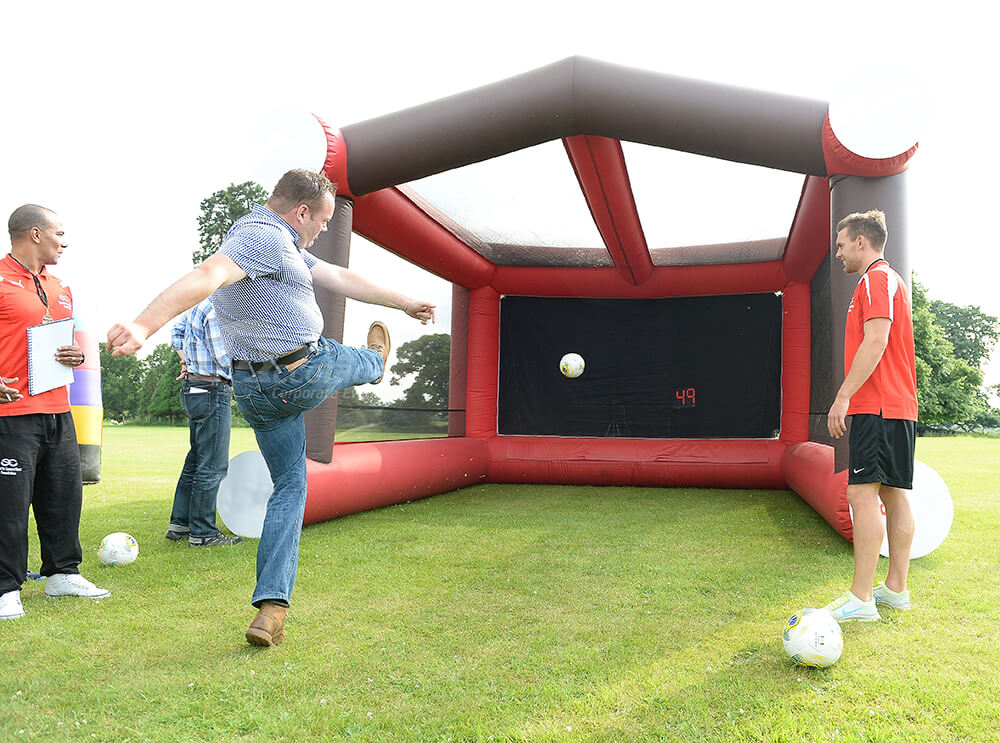Inflatable Team Events - Accolade