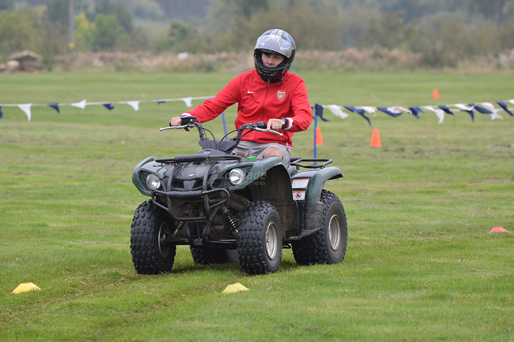 Motorised and Shooting Event - Accolade Events UK