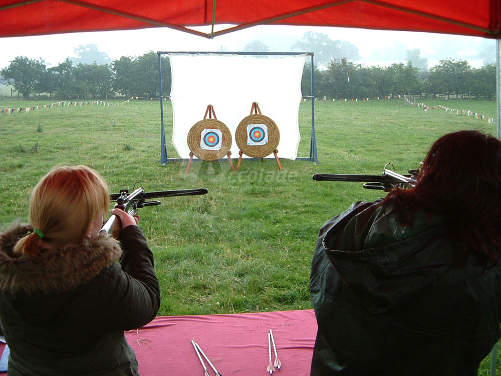 Motorised and Shooting Event - Accolade Events