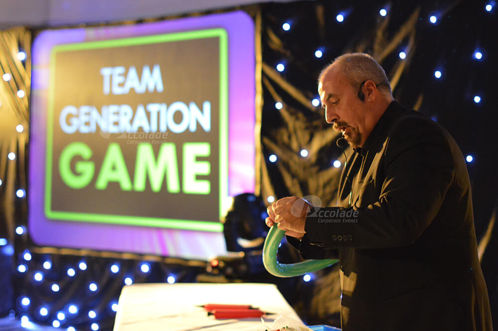 Accolade Events - Team Generation Game