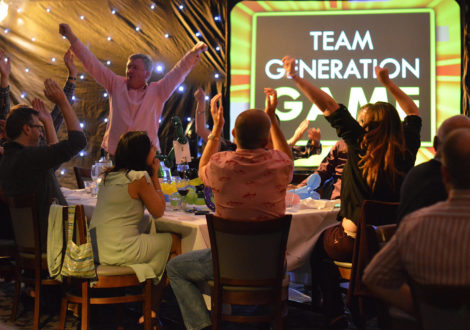 Game show event