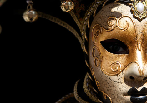 Venetian Masked Ball for a company party