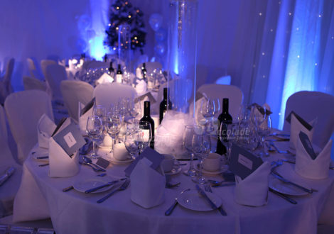 Winter Wonderland theme party