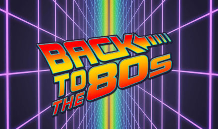 Back to the 80's - Accolade Company Events