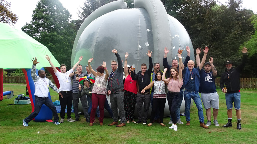 Crystal Maze - Accolade Events