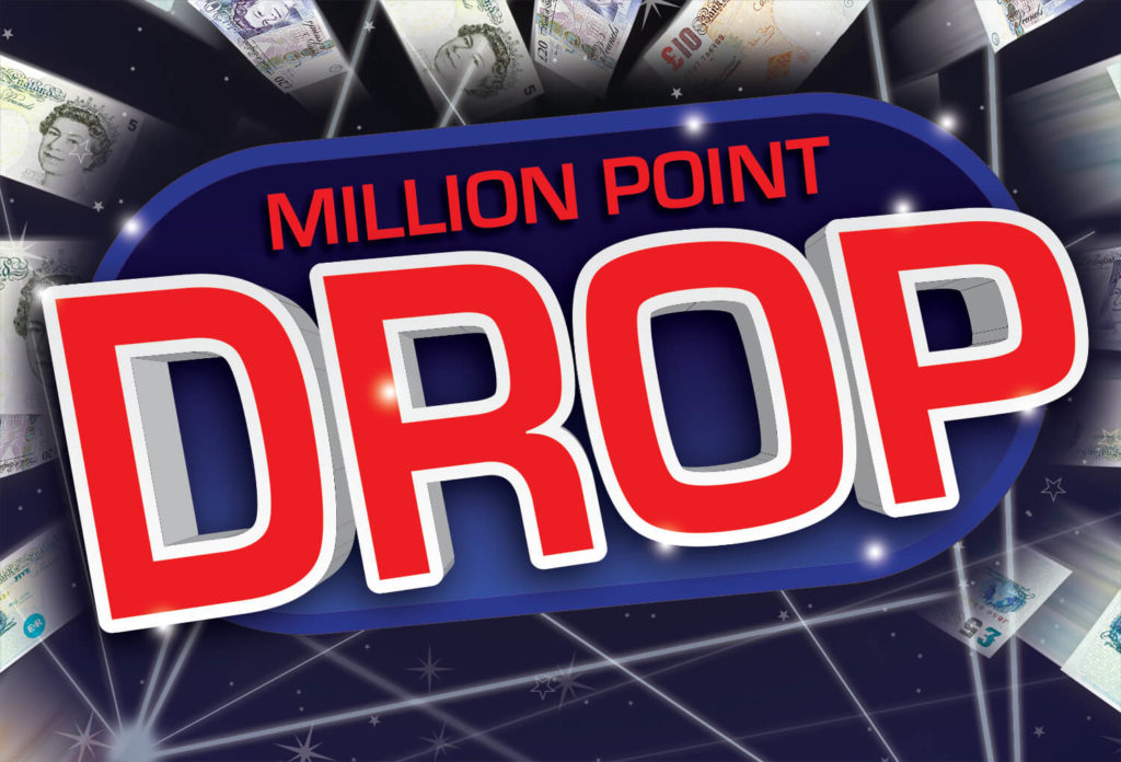 Million Point Drop Accolade Events