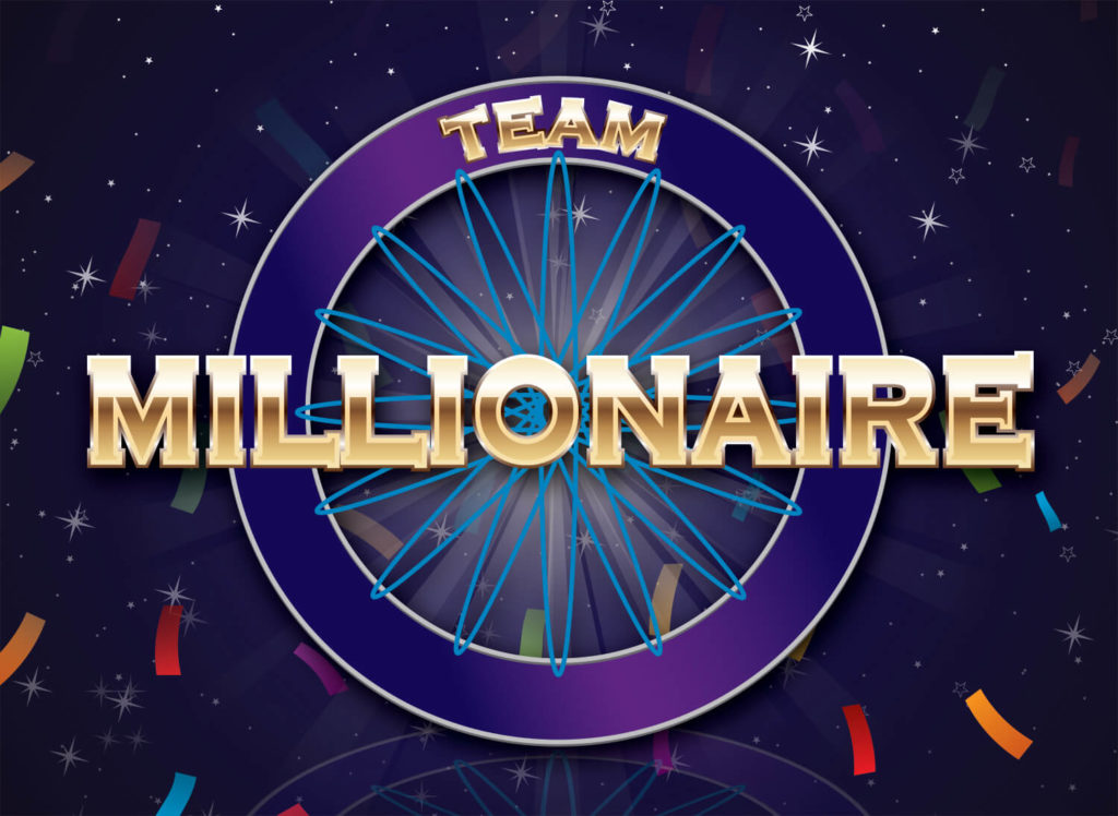 Team Millionaire Game Show Style Team Building