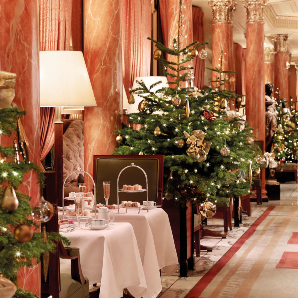 The Dorchester Hotel for Christmas events